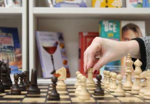 Шахматы – интеллектуальная игра