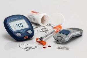 Как изменяется сахар в крови у здорового человека