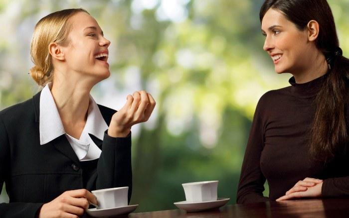 встреча друзей- это неформальные отношения
