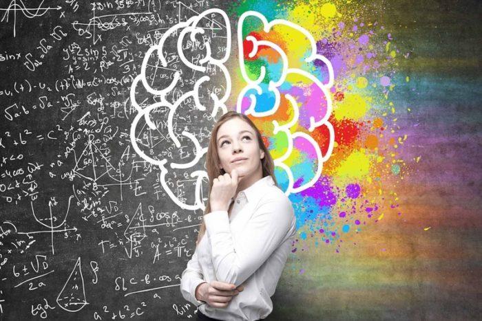 разные формы мышления