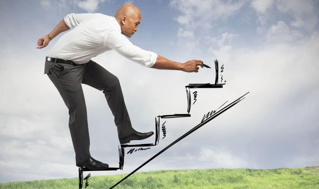 ступени карьерной лестницы